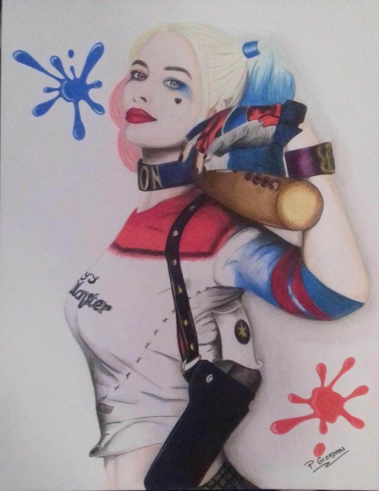 Harley Quinn par paulinee7